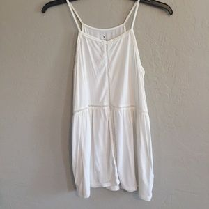 American Eagle soft and sexy white tank top